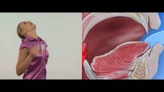 Как правильно полоскать горло