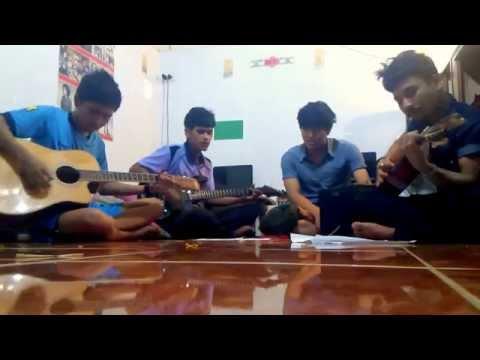Sungguh ku Mencintaimu cover by Jajeen band