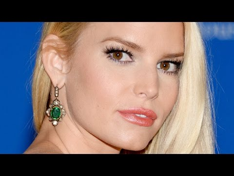 The Stunning Transformation Of Jessica Simpson