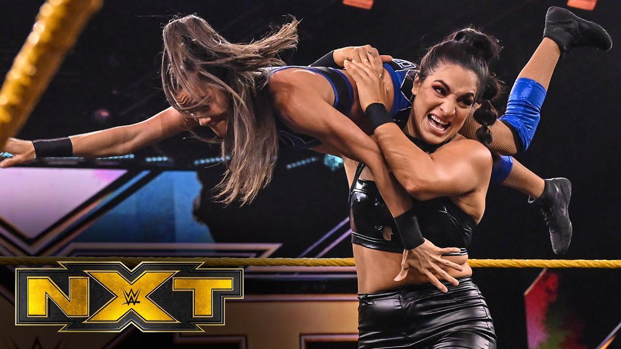 Gonzalez used her size to her advantage against Catanzaro.