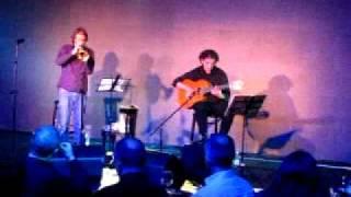 Ferenc Snétberger & Markus Stockhausen: Suave - at Sofia Live Club, 23.03.2011