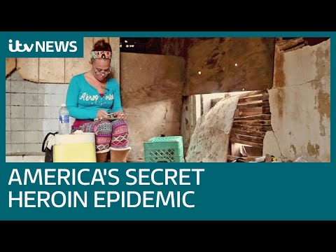 Heroin addiction: A secret affliction in the US suburbs