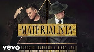 Silvestre Dangond - Materialista (Audio) ft. Nicky Jam