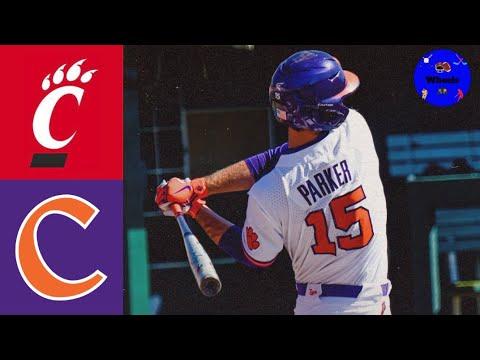 Download Cincinnati vs Clemson Highlights (Game 3) | 2021 College Baseball Highlights