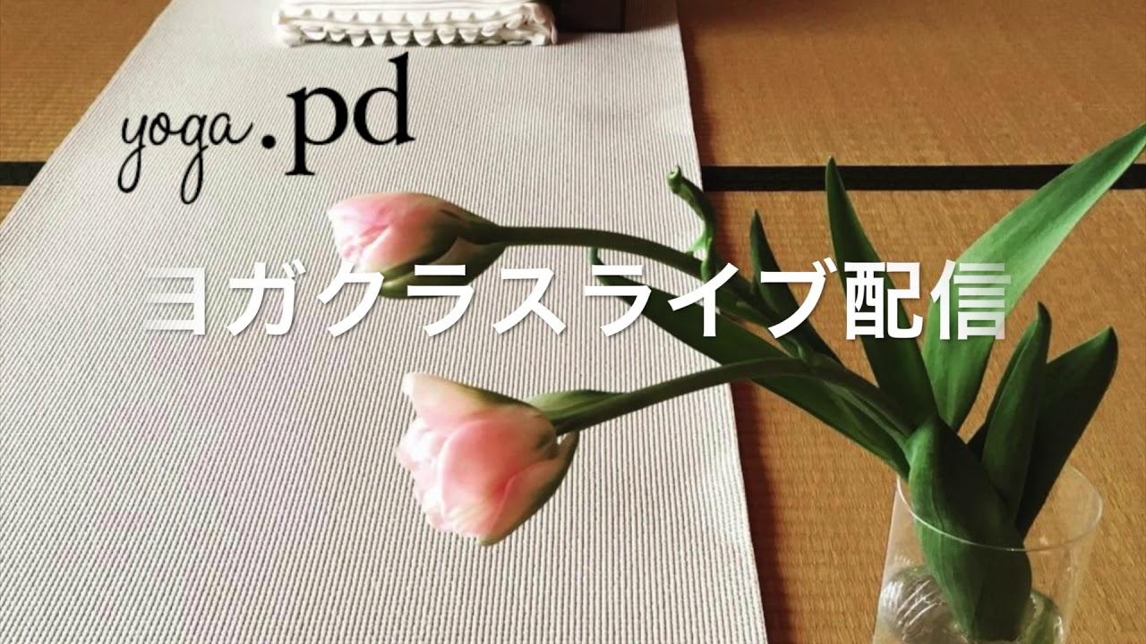 チャリティーヨガ&オンライン生配信