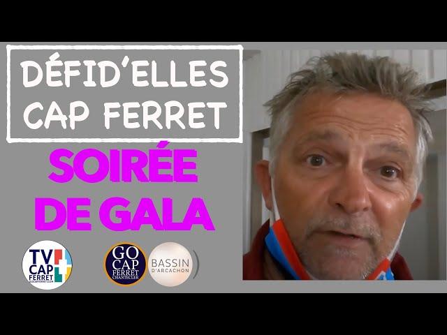 VLOG DÉFID'ELLES - Gala de Clôture du Raid Défid'elles 09/021 - Jane De Boy - Lège-Cap Ferret