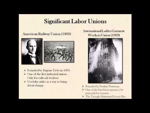History with Hampson #22: American Labor