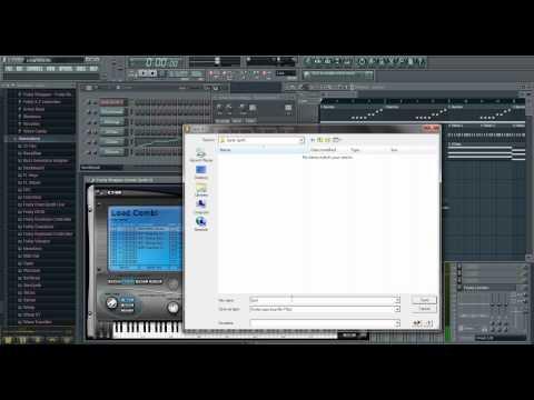 FL Studio - Saving Your Own Templates