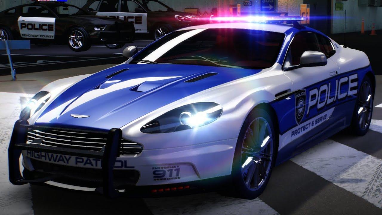 Nfs Hp Remastered Aston Martin Dbs Interceptor Youtube