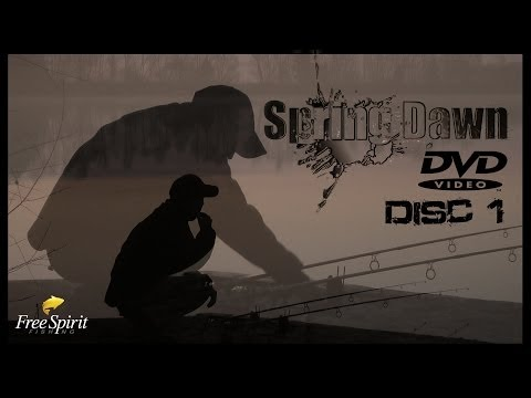 CARP FISHING - FREE SPIRIT Spring Dawn DVD Disc 1 (Full)