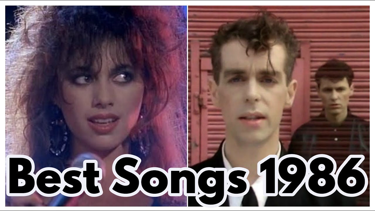 Download BEST SONGS OF 1986