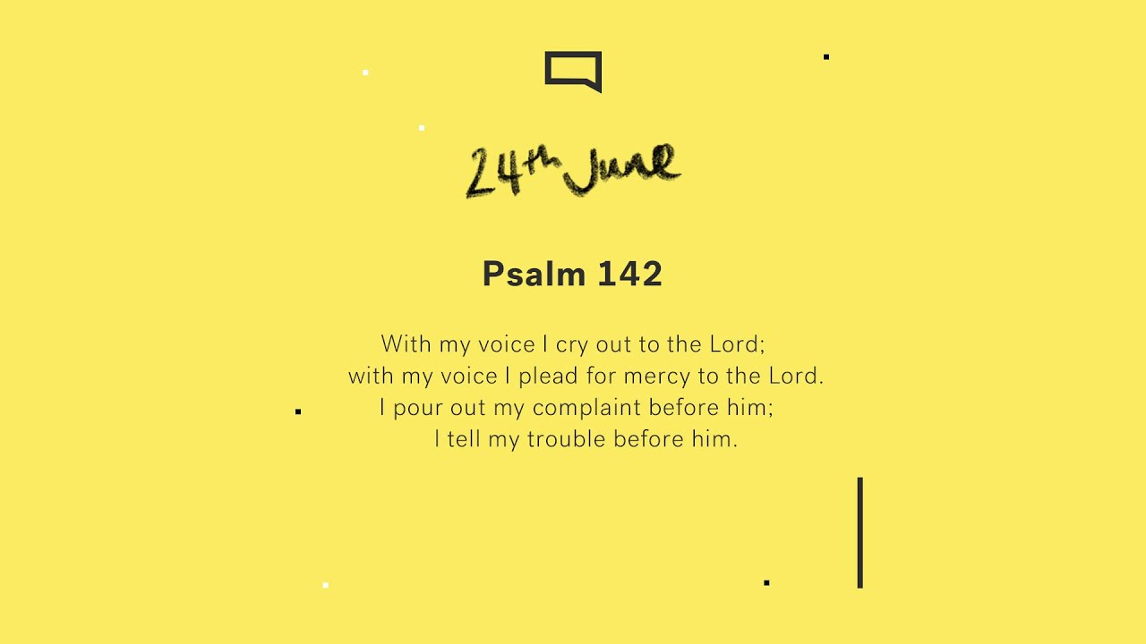 Daily Devotion with Matt Davis // Psalm 142 Cover Image