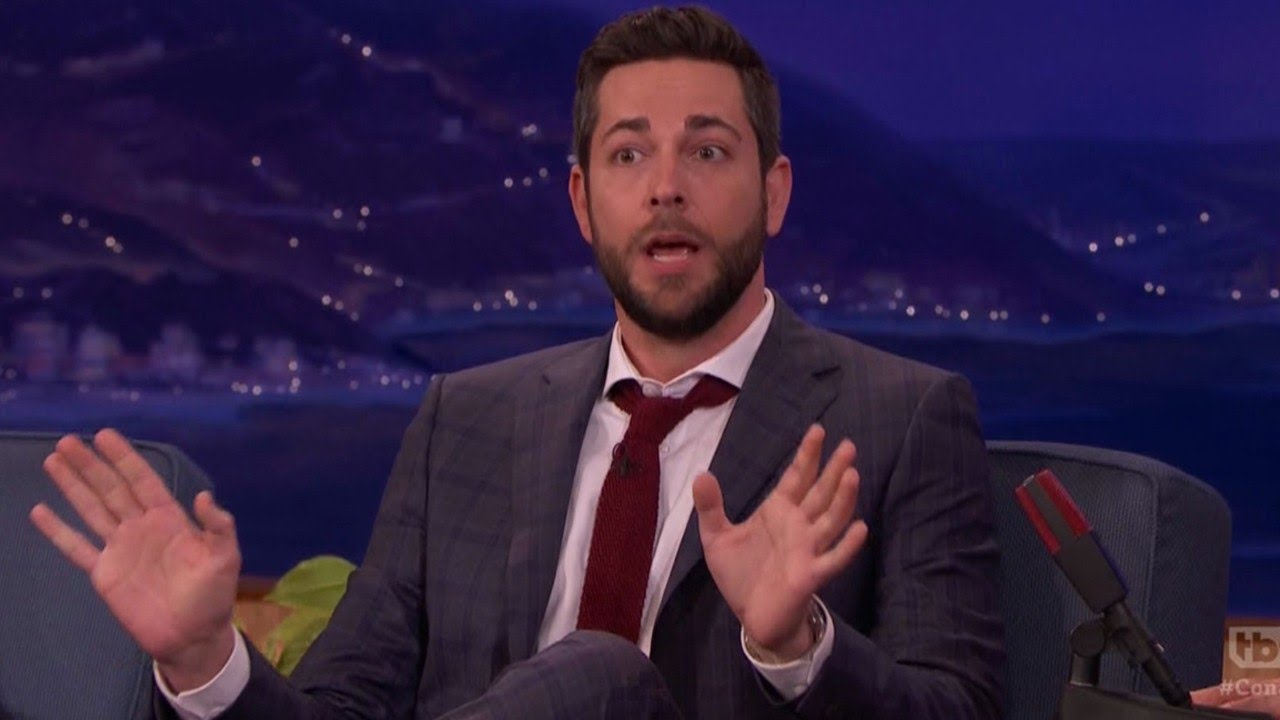 Zachary Levi Gets His Work Out On For 'Shazam'