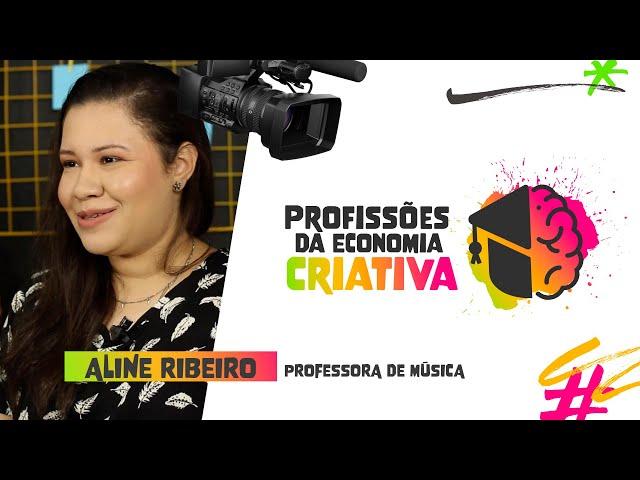 PROFESSORA DE MÚSICA feat. ALINE RIBEIRO | Instituto Saber Social