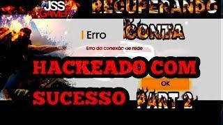 FREE FIRE COMO RECUPERAR CONTA HACKEADA PART 2