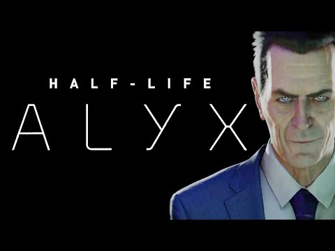 Half-Life: Alyx – Official Announcement Trailer