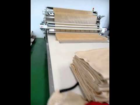 TIMING woven & non-woven spreading machine