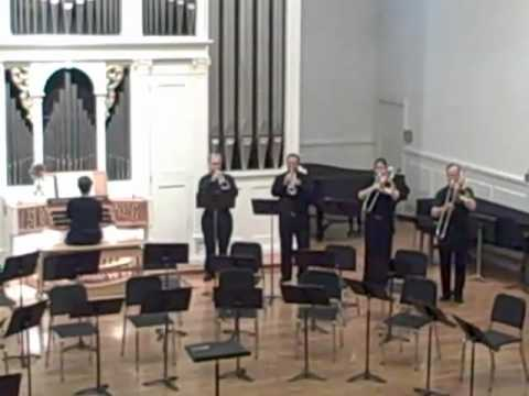 2011 Faculty Ensemble Recital - Rigaudon by Andre Campra