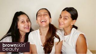 Brown Skin Beauty Fun Tutorial | Anusha - Apeksha - Shibani | Best of Anusha