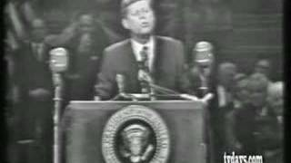 JOHN F.KENNEDY AT MADISON SQUARE GARDEN PART 2
