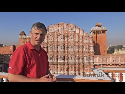 Jaipur, India with Bunnik Tours