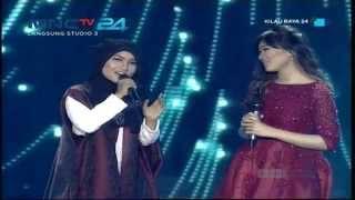 "Isyana Sarasvati Feat. Fatin Shidqia "" Yang Terlupakan "" - Kilau Raya MNCTV 24 (20/10)"