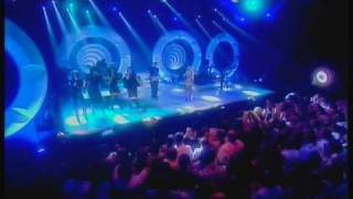Kylie Minogue After Dark Top Of The Pops 2003