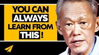 """The IMPOSSIBLE Can HAPPEN!"" - Lee Kuan Yew - Top 10 Rules"