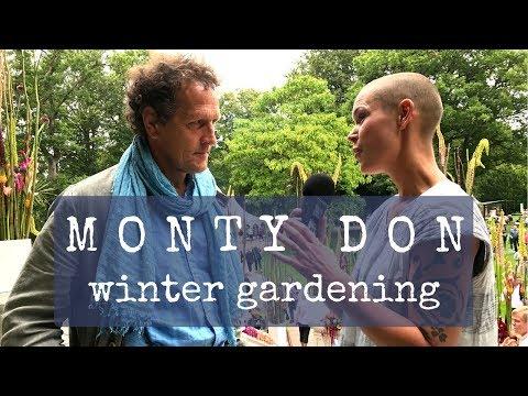 Winter gardening with Monty Don (BBC Gardener's World)