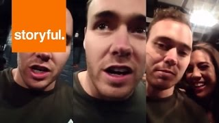 Man Leaves his Phone in Bar Toilet, Gets it Back With Special Gift (Storyful, Funny)