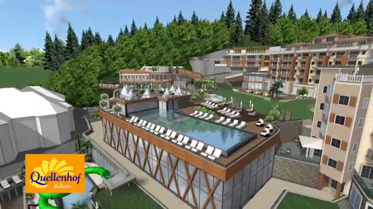 Hotel Quellenhof Meran Südtirol Youtube