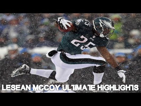 "LeSean McCoy Ultimate Highlights l ""Ankles"" l HD"