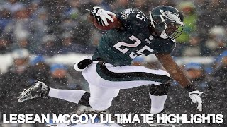 LeSean McCoy Ultimate Highlights l