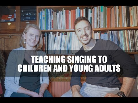 TEACHING SINGING TO CHILDREN ~ An Interview with Jenevora Williams
