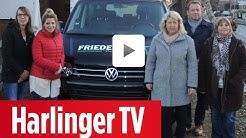 Rollendes Rathaus der Gemeinde Friedeburg eingeweiht