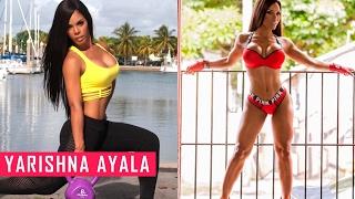 YARISHNA AYALA Butt Workout for Women from IFBB Pro | Fitness Babes | Diamond92