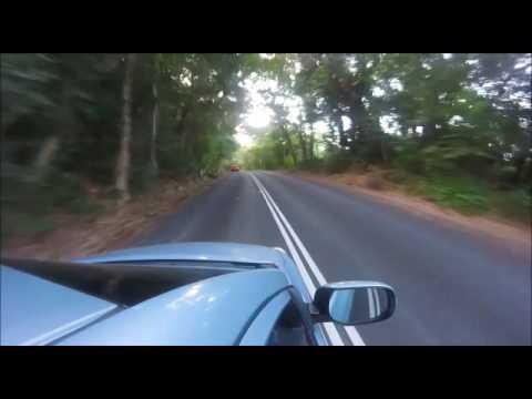 Autofahrt Cape Tribulation GoPro