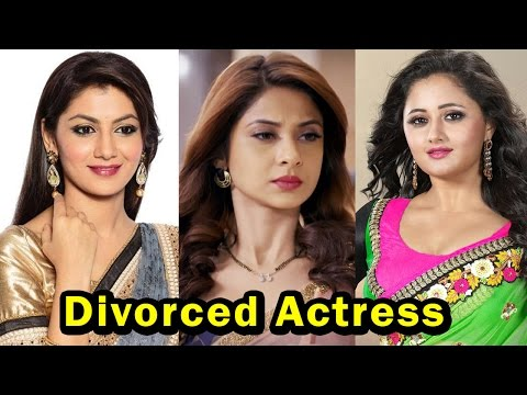 Top 8 TV Heroine Who are Divorced in REAL LIFE