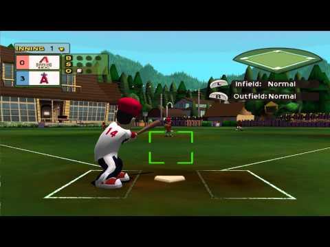 Backyard Baseball 2007-game
