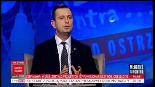 Młodzież Wszechpolska vs. Władysław Kosiniak-Kamysz (PSL)