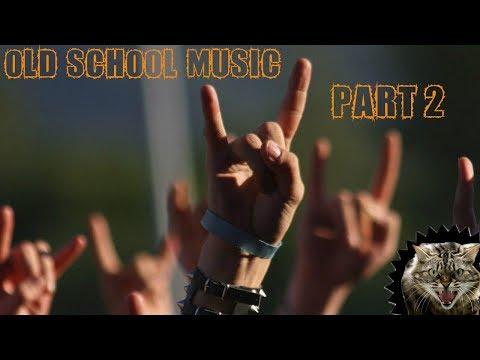 OLD SCHOOL MUSIC. PART 2. Альтернативная музыка 80-х, 90 х, а не всякая попса!:)
