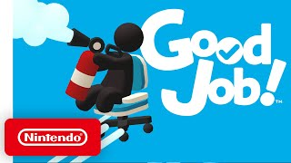 Good Job! - Announcement Trailer - Nintendo Switch