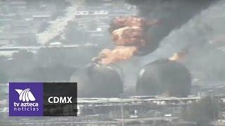 La peor explosión de gas en México: A 16 años del desastre de San Juanico