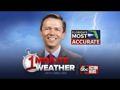Florida's Most Accurate Forecast with Greg Dee on Wednesday, September 20, 2017
