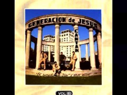 Generación de Jesús - El Remedio De Dios Vol 2 (1974) - Disco Completo