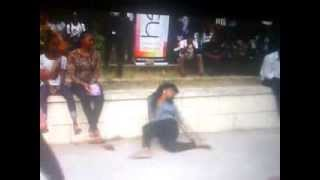 UNILAG Babes Go Crazy On The Dance Floor