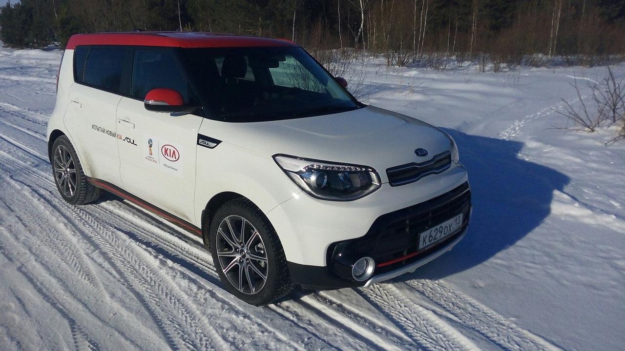 Kia SOUL GT - 204 л/c за 1.3 миллиона рублей! ПЕРВЫЙ обзор В РОССИИ !