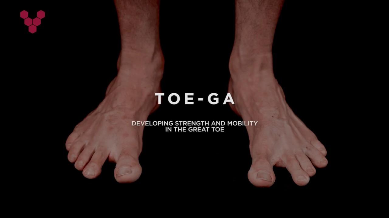Toe-Ga with VIVOBAREFOOT - YouTube