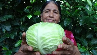 Village Foods ❤ Village Style Cabbage Recipe by my Mom