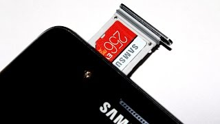 Samsung 256GB EVO+ Unboxing & Benchmark